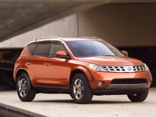Nissan Murano 2002 - 2007