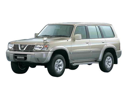 Nissan Safari 1999 - 2002