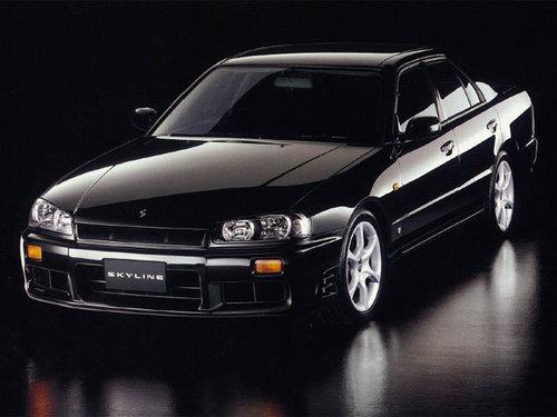 Nissan Skyline 1998 - 2000