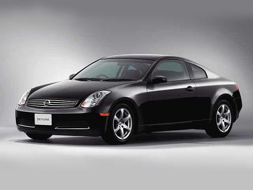 Nissan Skyline 2003 - 2005