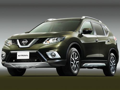 Nissan X-Trail 2013 - 2017