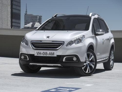 Peugeot 2008 2014 - 2016
