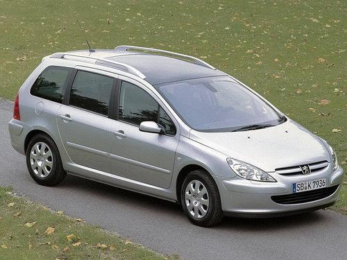 Peugeot 307 2002 - 2005