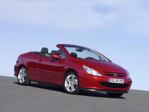 Peugeot 307 2003 - 2005