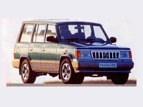 SsangYong Korando Family 1988 - 1998