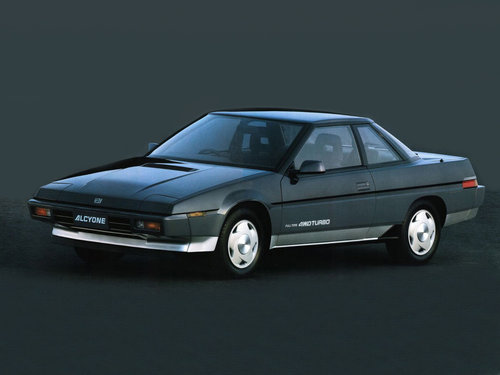 Subaru Alcyone 1985 - 1991