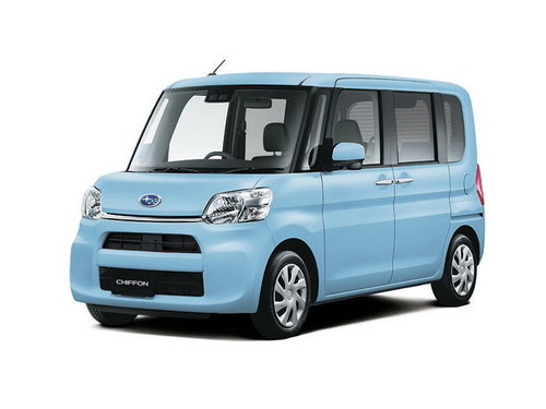 Subaru Chiffon 2016 - 2019