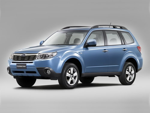 Subaru Forester 2007 - 2010