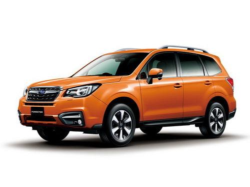 Subaru Forester 2015 - 2018