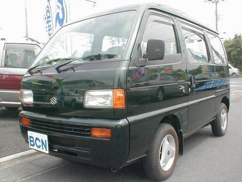 Suzuki Every 1995 - 1998