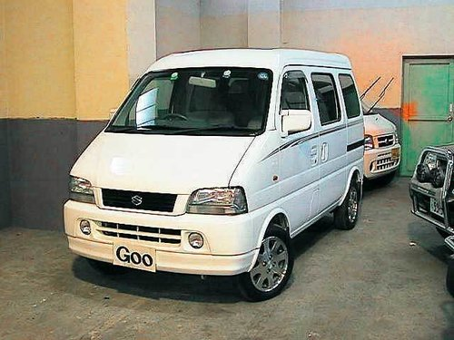 Suzuki Every 1999 - 2001