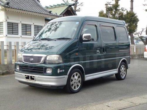 Suzuki Every 2001 - 2005