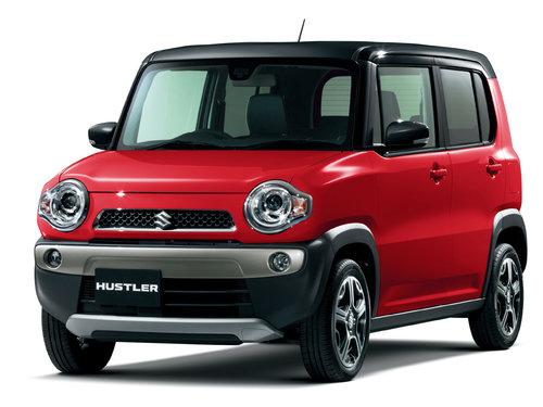 Suzuki Hustler 2014 - 2019