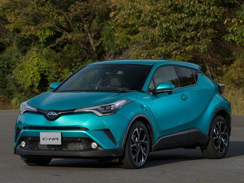 Toyota C-HR 2016 - 2019