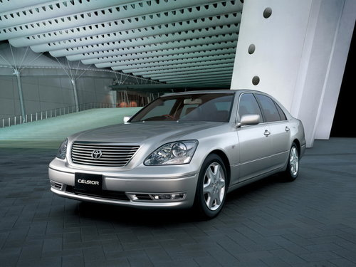 Toyota Celsior 2003 - 2006