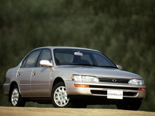 Toyota Corolla 1991 - 1993