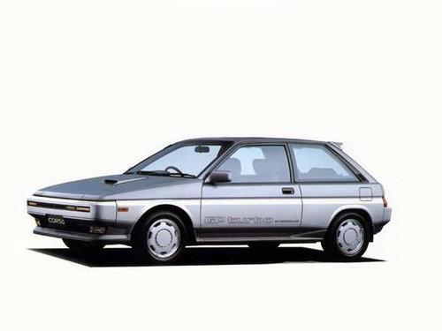 Toyota Corsa 1986 - 1988