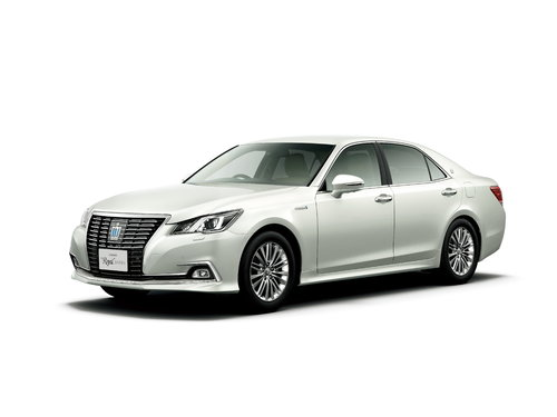 Toyota Crown 2015