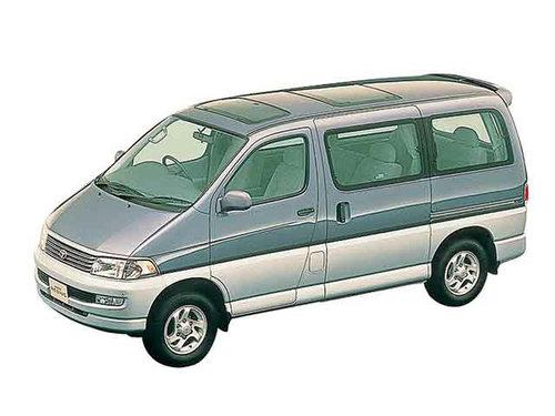 Toyota Hiace Regius 1997 - 1999