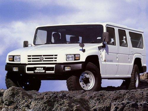 Toyota Mega Cruiser 1996 - 2001