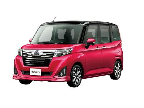 Toyota Roomy 2016