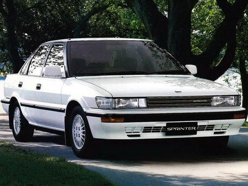 Toyota Sprinter 1987 - 1989