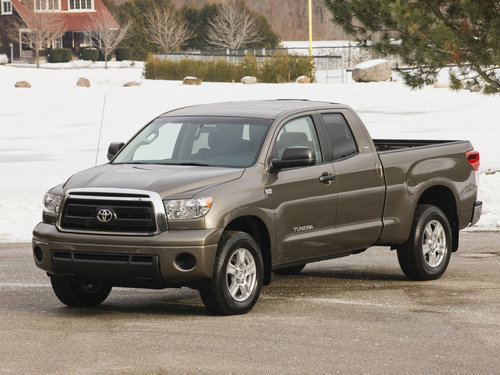 Toyota Tundra 2009 - 2013