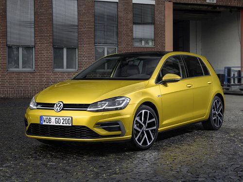Volkswagen Golf 2016 - 2019