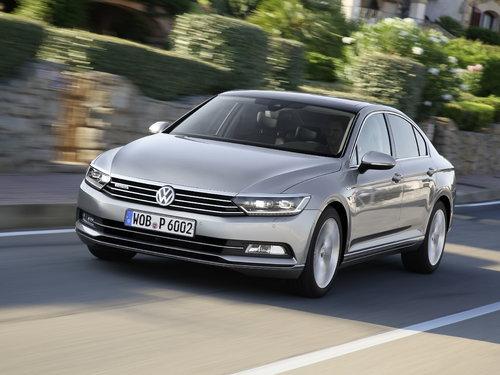 Volkswagen Passat 2014 - 2019