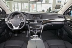 Geely Emgrand GT 2.4 AT Standard (02.2017)