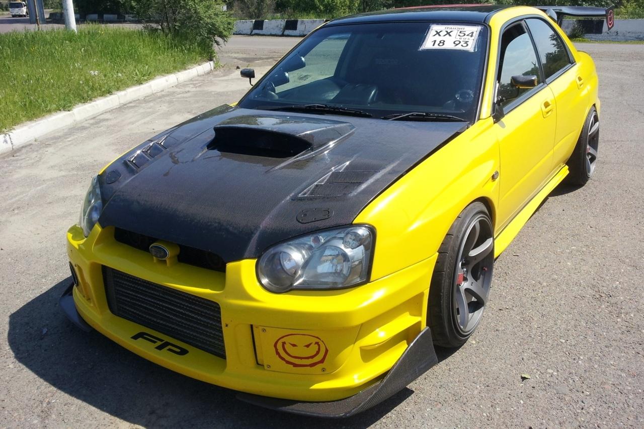 Subaru Impreza Wrx Sti Born To Race. 500x333