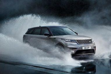 Новый британский кроссовер Range Rover Velar представлен официально