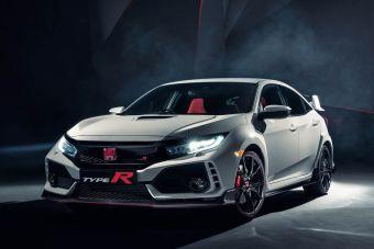 Пятидверный хэтчбек — единственный предложенный для нового Civic Type R кузов.