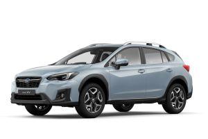 Кроссовер Subaru XV сменил поколение