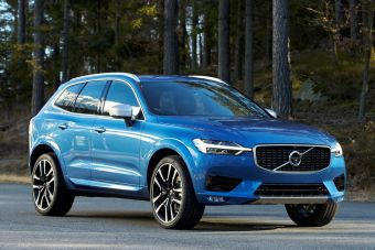 Производство нового Volvo XC60 стартует в апреле, а продажи — в сентябре.