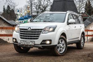 В Ставропольском крае с апреля начнут выпускать китайские внедорожники и LCV