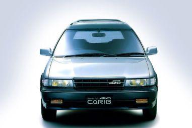 Народное ретро: Toyota Sprinter Carib 4WD (АЕ95) — карибский антикризис