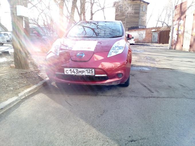 Продажа Nissan в Новосибирске