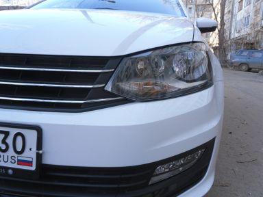 Volkswagen Polo 2016 отзыв автора | Дата публикации 13.07.2016.