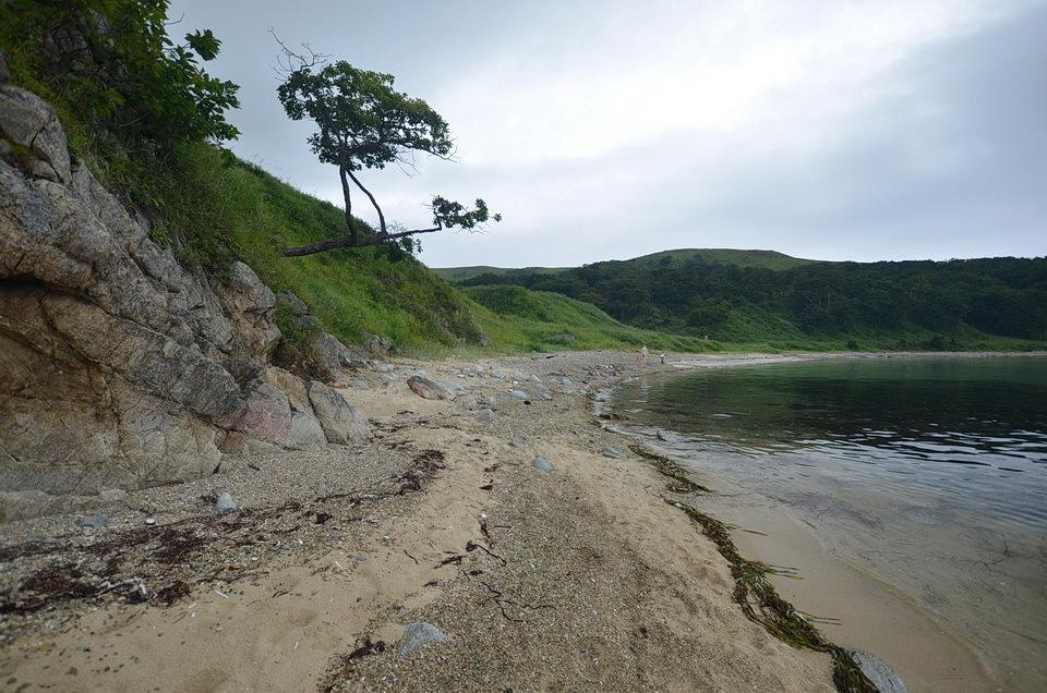 мыс песчаный хасанский район фото