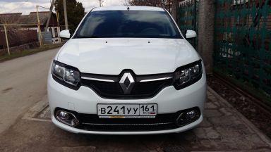 Renault Logan, 2016