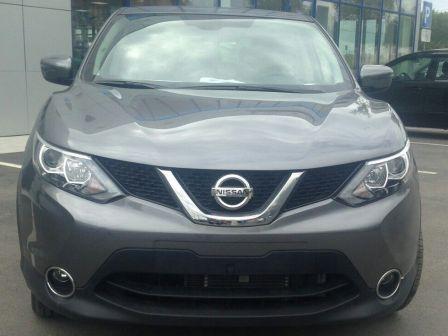 Nissan Qashqai 2016 - отзыв владельца