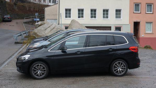 BMW 2-Series 2016 - отзыв владельца