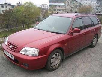 Honda Orthia, 1998
