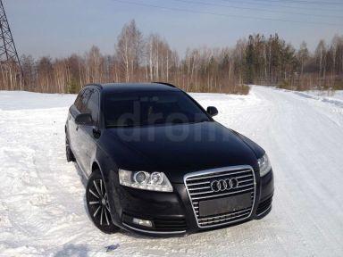 Audi A6, 2009