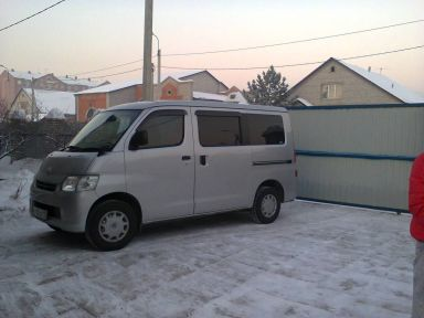Toyota Town Ace, 2008