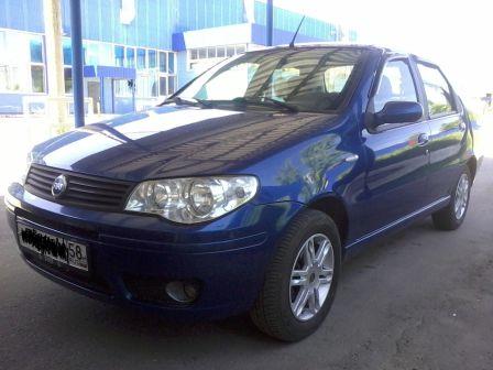 Fiat Albea 2007 - отзыв владельца