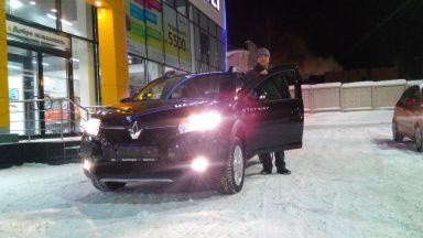 Renault Sandero Stepway, 2016