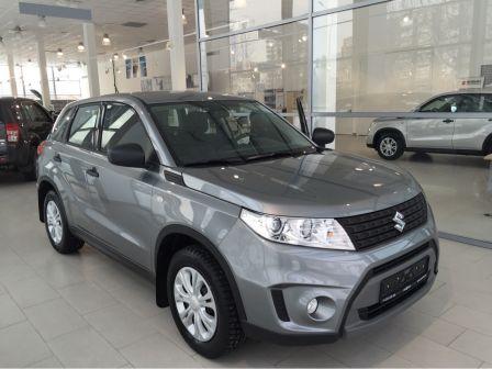 Suzuki Vitara 2015 - отзыв владельца