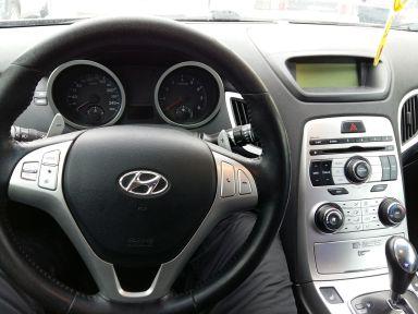 Hyundai Genesis, 2008